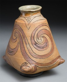 Caddo, water jar